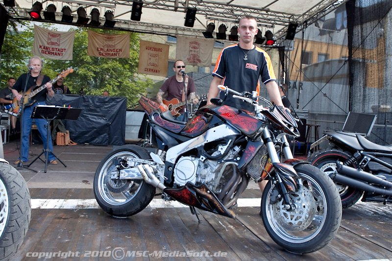 Galerie: 2010 - Bike and Music Weekend