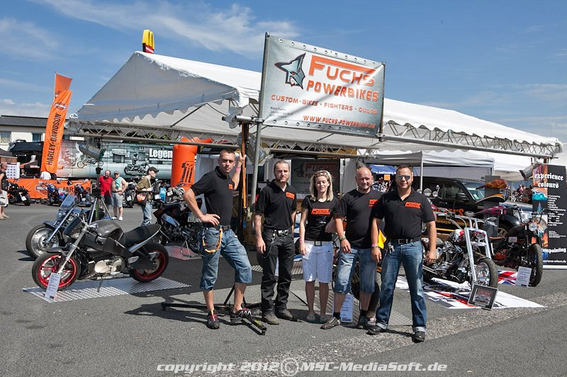Galerie: 2012 - Bike And Music Weekend